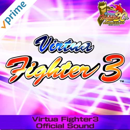 Virtua Fighter3 Official Sound