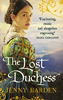 The Lost Duchess by [Barden, Jenny]