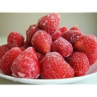 冷凍イチゴ 丸ごと1キロ入り