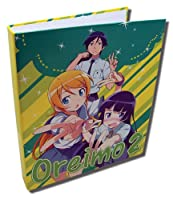 Binder - Oreimo 2 - New Cast Stationery Anime Gifts Licensed ge13077