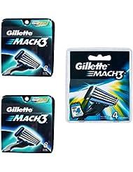 Gillette MACH3 SHAVING RAZOR カートリッジブレード 20 Pack [並行輸入品]
