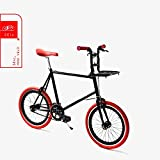 SEic Mini Velo 20 inch City Bicycle Daily Hashtag-#bk