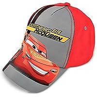 Disney Boys Cars Lightning McQueen Character Cotton Baseball Cap Baseball Cap