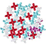 Perfk 約200個 フラワー 造花 花びら 紙吹雪 飾り パーティー 結婚式 ベビーシャワー 装飾 写真小物