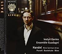 Handel: Nine German Arias - Purcell . Buxtehude . Blow