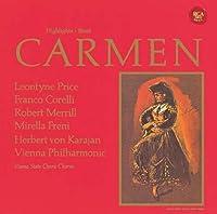 Bizet: Carmen by Herbert Von Karajan (2012-12-05)