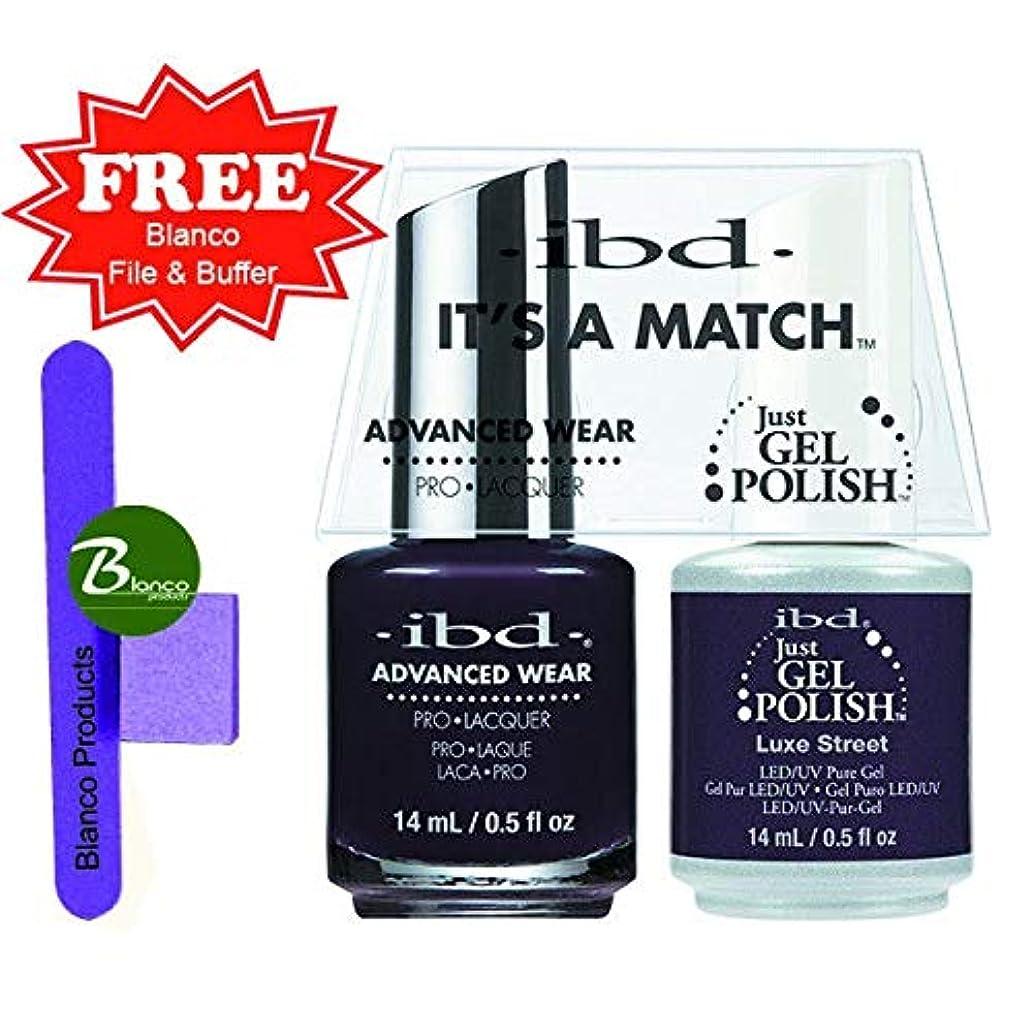 リル保安寸法IBD Advanced Wear -