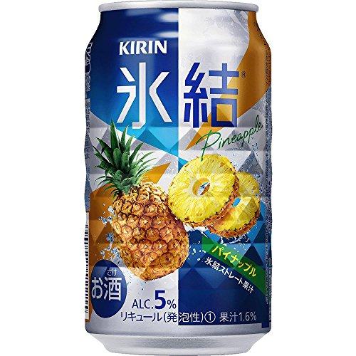 キリン 氷結 パイナップル 350ml×24本