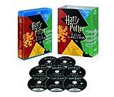 ハリー・ポッター 8-Film Set バック・トゥ・ホグワーツ仕様 ブルーレイ (初回限定生産/8枚組) [Blu-ray]