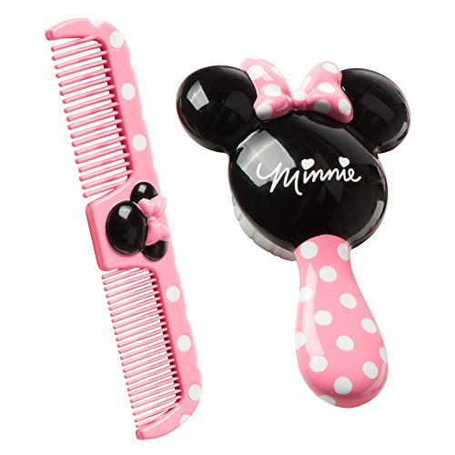 Disney Minnie Brush and Comb Set by Disney [並行輸入品]