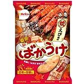 栗山米菓 ばかうけ 焼えび風味 18枚×12袋