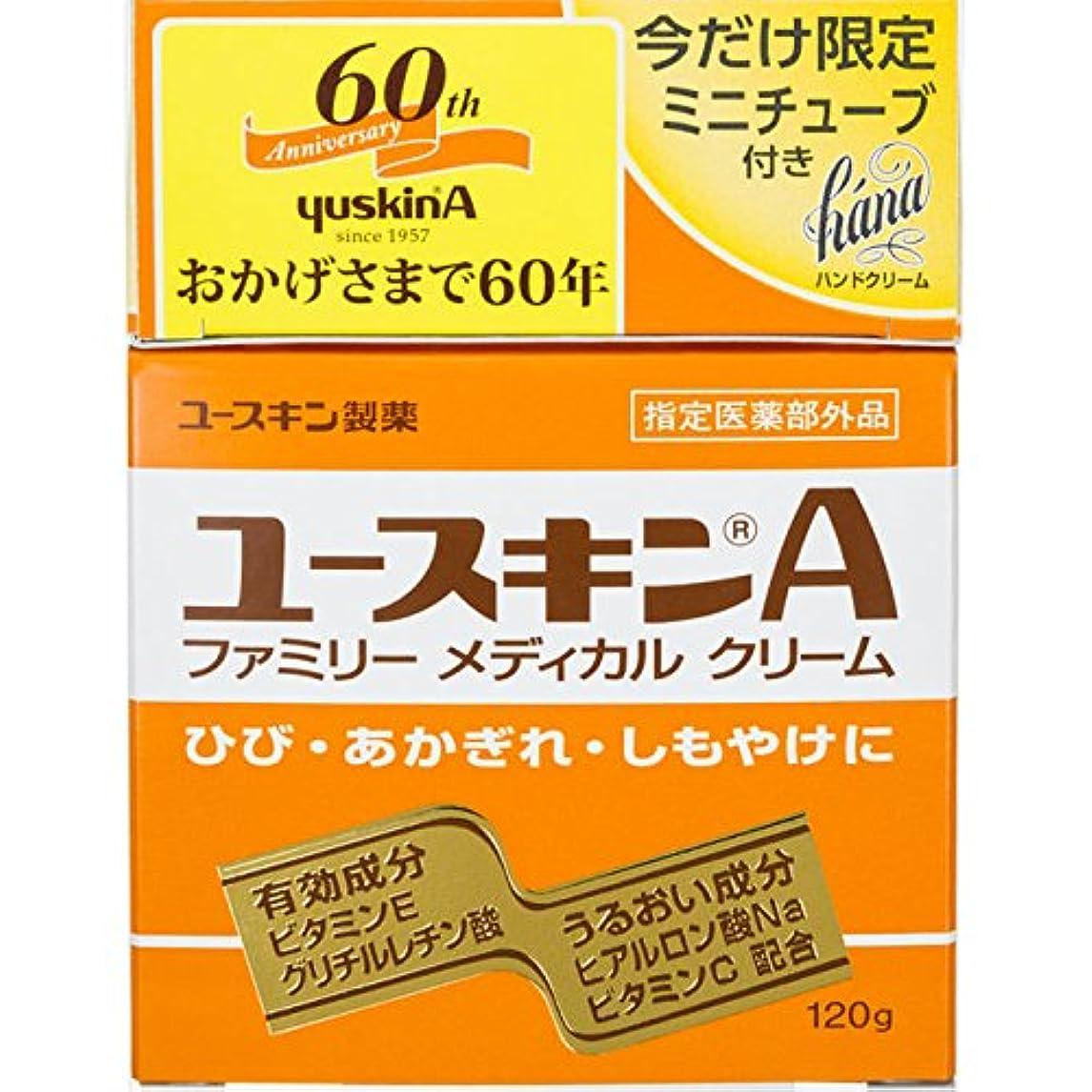 博覧会スープ不十分ユースキン製薬 サービスパック2017 120g+12g (医薬部外品)