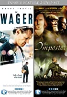 The Wager/The Imposter (Double Feature DVD) [並行輸入品]