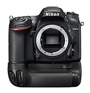 Nikon デジタル一眼レフカメラ D7200 バッテリーパックキット D7200BPK