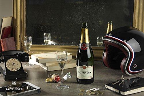 【ノーベル賞晩餐会で提供された珠玉のシャンパン】テタンジェ シャンパン3種飲み比べ ワインクーラー付き [ 375mlx3本 ]