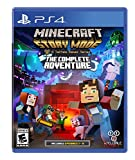 Best Minecraftはサンドボックス - Minecraft Story Mode Complete Adventure (輸入版:北米) - PS4 Review