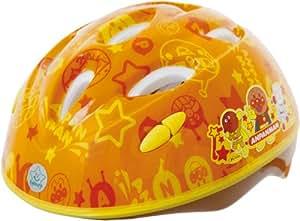 オークス ヘルメット SG付 幼児用 46-52mm それいけ!アンパンマン オレンジ