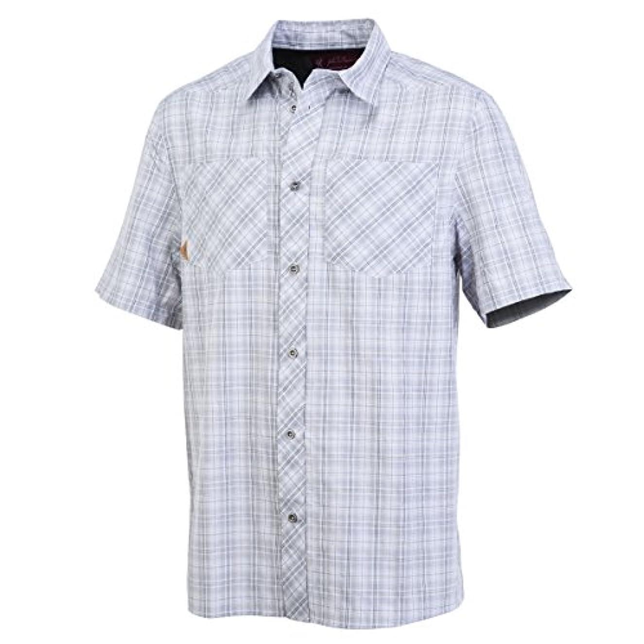 ライドマウンドフェッチBrowning Heritageシャツ、Alden、Castlerock、Large、1のパック