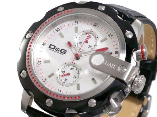 ドルチェ&ガッバーナ D&G SEAN クロノグラフ 腕時計 DW0366 腕時計 海外インポート品 ディーアンドジー mirai1-12292-ak [並行輸入品] [簡易パッケージ品]