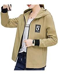 ナナコレクション Nana_Collection 秋 春 大きいサイズ 薄手 ジャンパー ジップアップ ファスナー フード付き 長袖