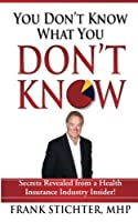 You don't know what you don't know [並行輸入品]