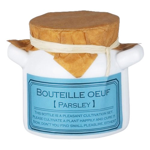 Euvo Design Bouteille oeuf パセリ BO90068
