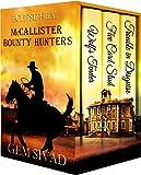 McCallister Bounty Hunters: 3-Book Set (Eclipse Heat) (English Edition)