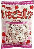 アメハマ製菓 いちごミルク 85g ×12袋