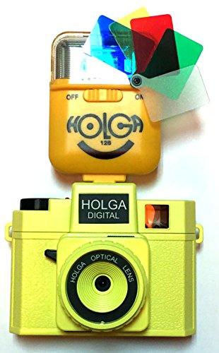 HOLGADigitalストロボセット(黄)