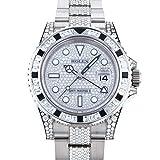 ロレックス ROLEX GMTマスター II 116759SANR 新品 腕時計 メンズ (W185933) [並行輸入品]