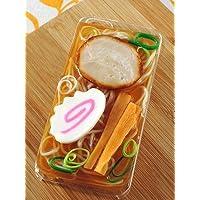 食品サンプル屋 食品サンプル 【スマホケース】ラーメン iPhone7