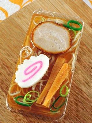 食品サンプル屋 食品サンプル 【スマホケース】ラーメン iP...