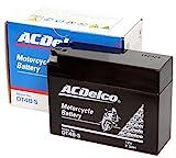 ACDelco [ エーシーデルコ ] シールド型 バイク用バッテリー [ 液入充電済 ] DT4B-5