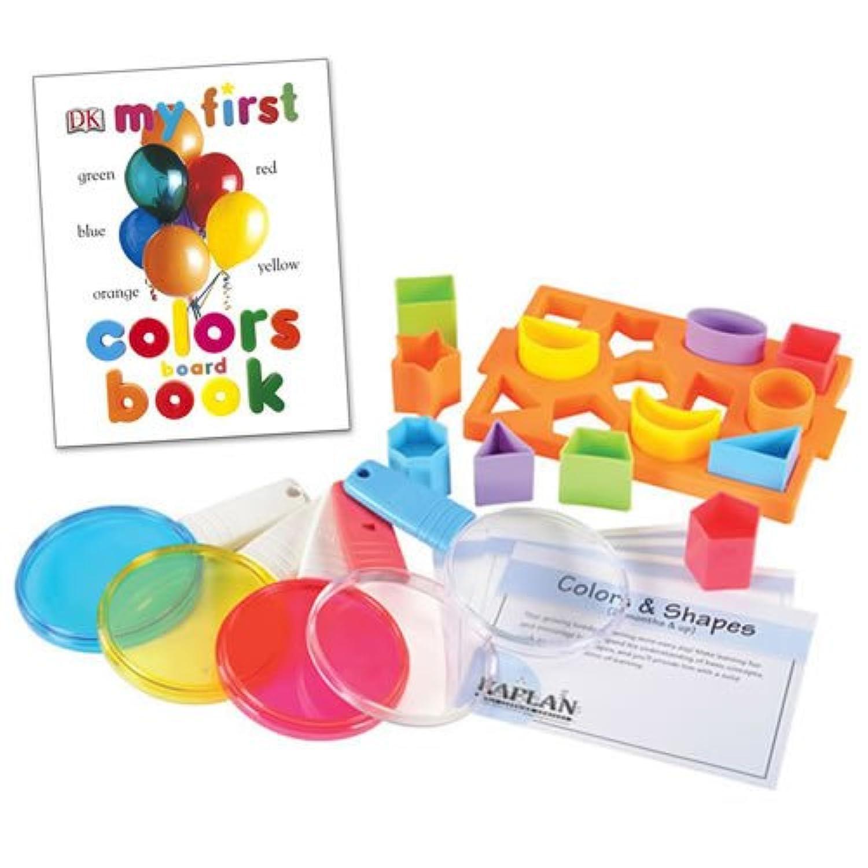 Colors & Shapes学習キット( Bilingual )
