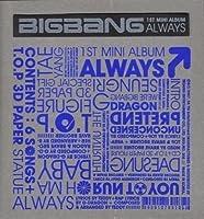 ビックバン BIGBANG - Always (1st Mini Album) CD + Photo Booklet [KPOP MARKET特典: 追加特典フォトカードセット] [韓国盤]