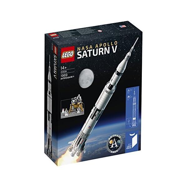 レゴ(LEGO)アイデア レゴ(R) NASA ...の商品画像