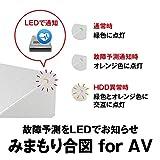 BUFFALO USB3.2(Gen.1)対応外付けHDD 2TB ホワイト HD-LE2U3-WA 画像