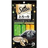 シーバ とろ~りメルティ とりささみ味セレクション 12g×4本