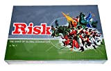 Risk リスク ボードゲーム 世界制覇 モノポリー English Classic Board Game The Game of Global Domination