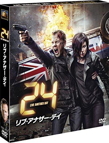 24 -TWENTY FOUR- リブ・アナザー・デイ(SEASONSコンパクト・ボックス) [DVD]の詳細を見る