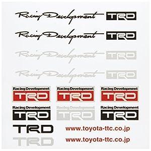 TRDミニステッカーセット 08231-SP073