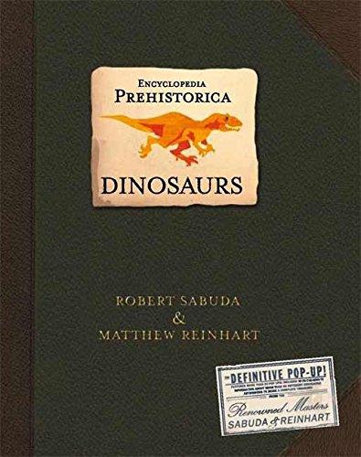 Encyclopedia Prehistorica Dinosaurs Pop-Upの詳細を見る