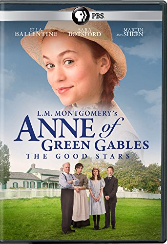 Lm Montgomery's Anne of Green Gables the Good [DVD] [Import]