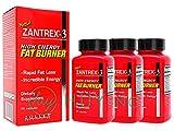 Zoller Laboratories ザントレックス3ハイエナジーファットバーナー 3ボトル(56caps×3) [並行輸入品]