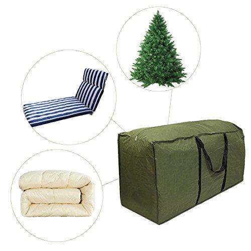 Wholehot クリスマスツリー収納バッグ 大型バッグ 引...