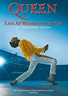 ライヴアットウェンブリースタジアム25周年記念スタンダードエディション DVD