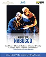 ヴェルディ:歌劇「ナブッコ」[Blu-ray Disc]