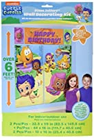 Bubble Guppies Wall Poster Decorating Kit (5pc) [並行輸入品]