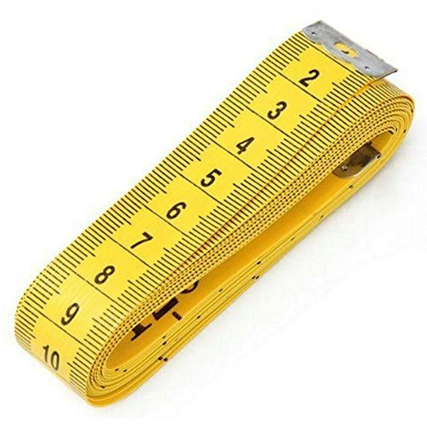 倒産エチケットリビジョンNrpfell 柔らかい300cm縫製テイラーテープボディ測定の測定ルーラー縫製