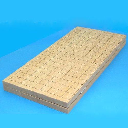 イチオシ!囲碁セット 携帯便利な新桂6号折碁盤とP碁石・碁笥